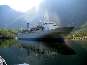 Thomson Spirit in Fjords