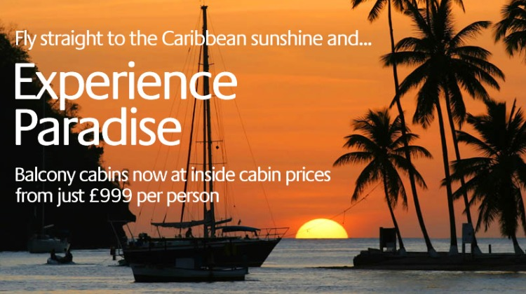 P&O Cruises Caribbean Offers