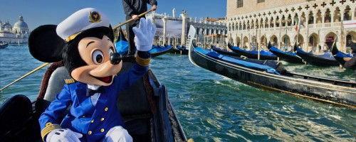 Captain Mickey Gondola Venice