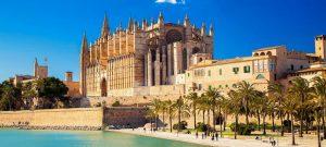 Palma Catherdral Mallorca